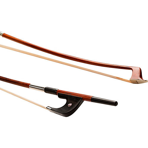 Andreas Eastman BB80G Series Select Pernambucco German Bass Bow 1/2