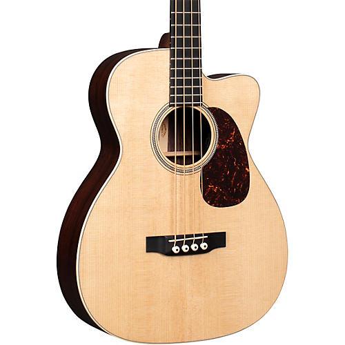 Martin BC-16E Acoustic-Electric Bass Natural
