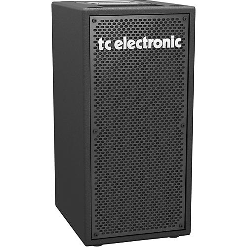 TC Electronic BC208 200W 2x8 Vertical Bass Speaker Cabinet