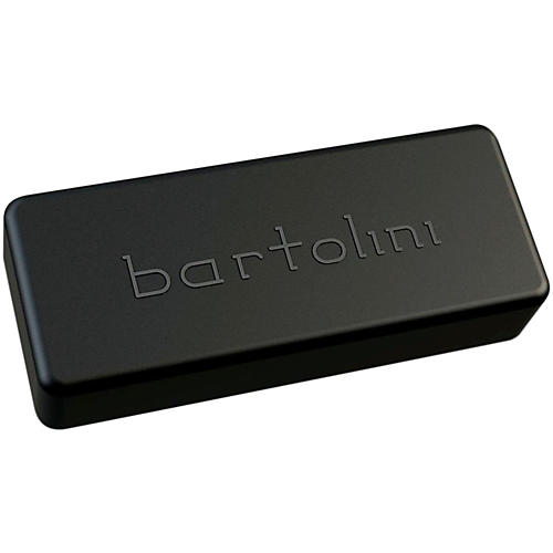 Bartolini BC4C-B Original BC Soapbar Dual Coil Neck 4-String Bass Pickup