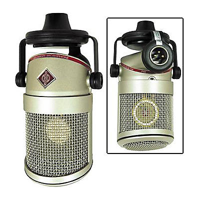 Neumann BCM 104 Broadcast and Studio Condenser Microphone