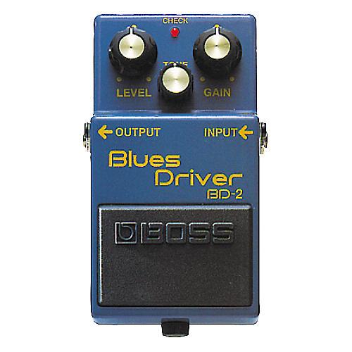 Boss BD-2 Blues Driver Pedal