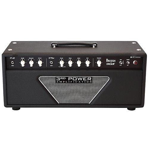 3rd Power Amps BD-AMP British Dream 38/18 Watt 2 Channel Tube Guitar Head