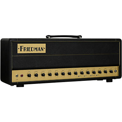 Friedman BE-50 Brown Eye Deluxe 50W Tube Guitar Amp Head