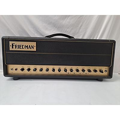 Friedman BE-50 Deluxe 50w Tube Guitar Amp Head