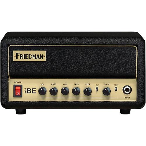 Friedman BE-MINI 30W Guitar Amp Head Black