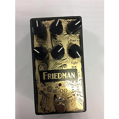 Friedman BE-OD Artisan Effect Pedal
