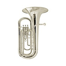 BE1077 Performance Series 3-Valve Eb Tuba BE1077-2-0 Silver