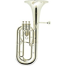BE157 Performance Series Bb Baritone Horn Silver plated