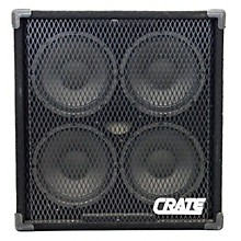 Crate BE410H Bass Cabinet