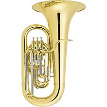 BE981 Sovereign Series Compensating EEb Tuba Silver