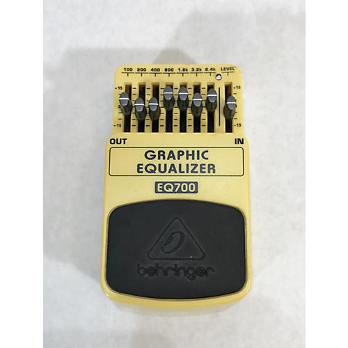 BEQ700 Graphic Equalizer Bass Effect Pedal