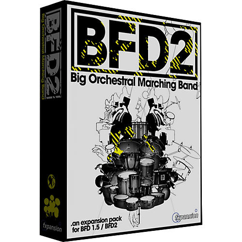 Fxpansion BFD B.O.M.B. Expansion Pack