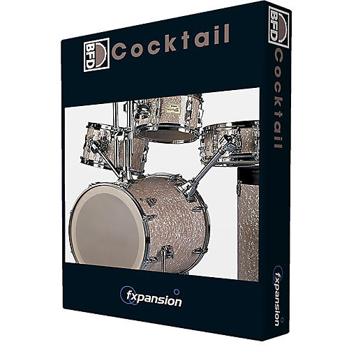 Fxpansion BFD Cocktail Kit