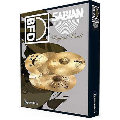 Fxpansion BFD Sabian Digital Vault