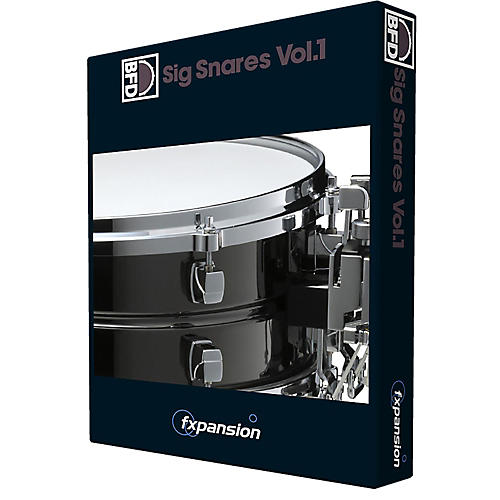Fxpansion BFD Signature Snares V.1