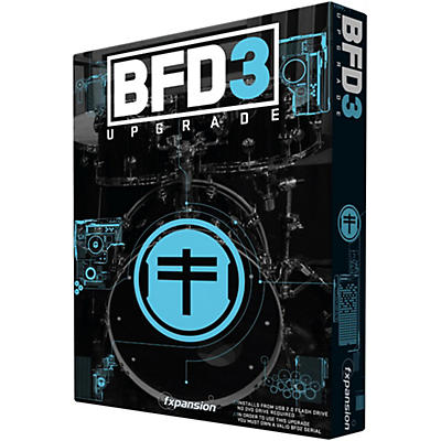 Fxpansion BFD3 Upgrade from BFD ECO Digital Version