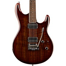 Ernie Ball Music Man BFR Luke III HH Claro Walnut Electric Guitar