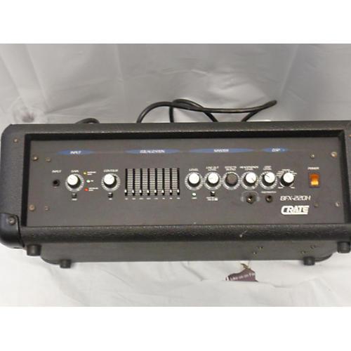 Crate BFX 200H Equalizer