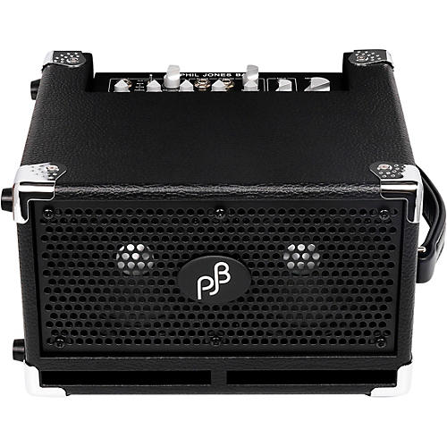 Phil Jones Bass BG-120B Bass Cub Pro 2x5 120W Bass Combo Amp Black