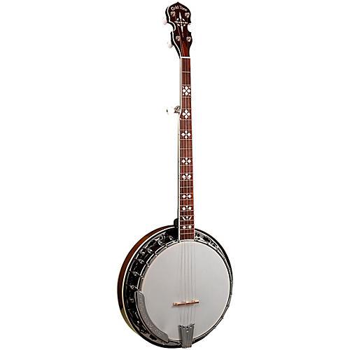 Gold Tone BG-150F Bluegrass Banjo with Flange Natural