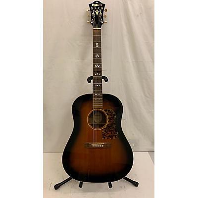 Blueridge BG160 Contemporary Series Slope Shoulder Dreadnought Acoustic Guitar
