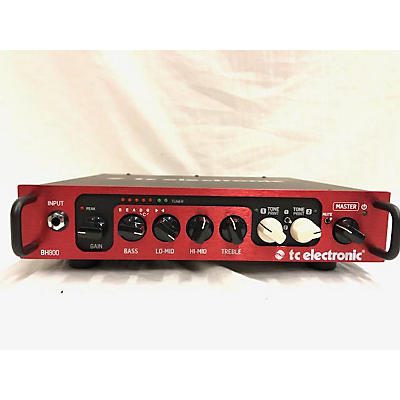 TC Electronic BH800 Bass Amp Head
