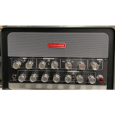 Positive Grid BIAS 600w Guitar And Bass Amp Head Solid State Guitar Amp Head