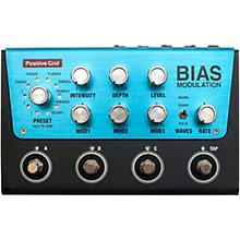 Open Box Positive Grid BIAS Modulation Pro Effects Pedal