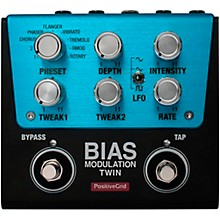 Positive Grid BIAS Modulation Twin Effects Pedal