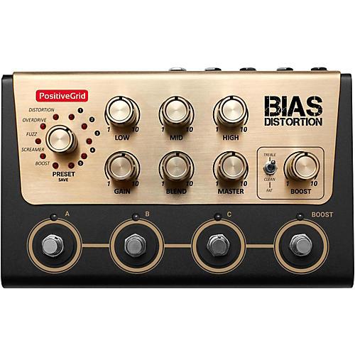 Positive Grid BIAS Pro Distortion Pedal Condition 2 - Blemished  194744295331