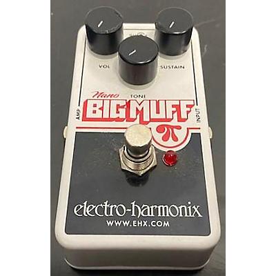Electro-Harmonix BIG MUFF PI DISTORTION Effect Pedal