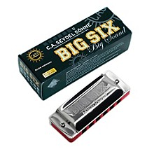 SEYDEL BIG SIX BLUES Harmonica