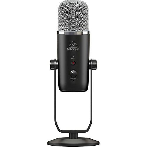Behringer BIGFOOT All-In-One USB Studio Condenser Microphone Black