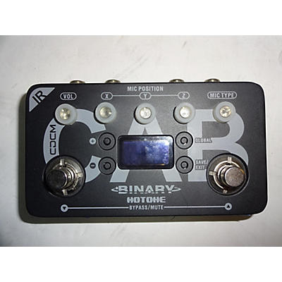 Hotone Effects BINARY CAB Effect Pedal