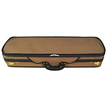 Open Box Baker Street BK-4010 Deluxe Violin Case