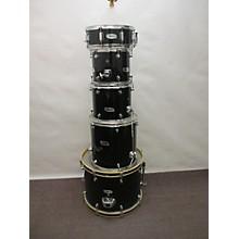 Mapex BLAC Drum Kit