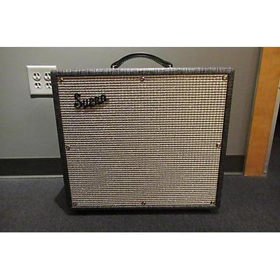 Supro BLACK MAJIK REVERB Tube Guitar Combo Amp