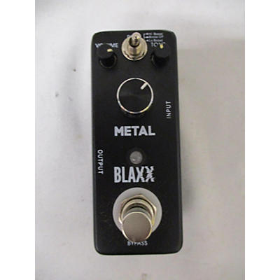 Stagg BLAXX METAL Effect Pedal