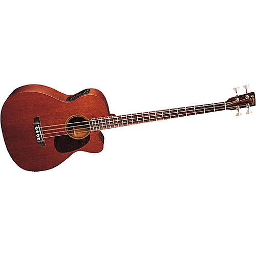 Martin BLEM BC15E Acoustic Electric Bass Guitar