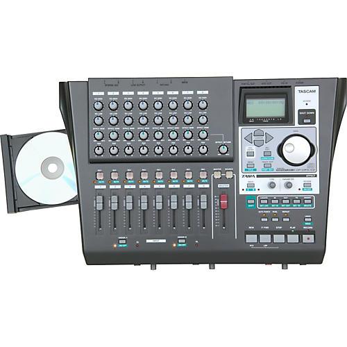 Tascam BLEM DP01FX/CD Recorder