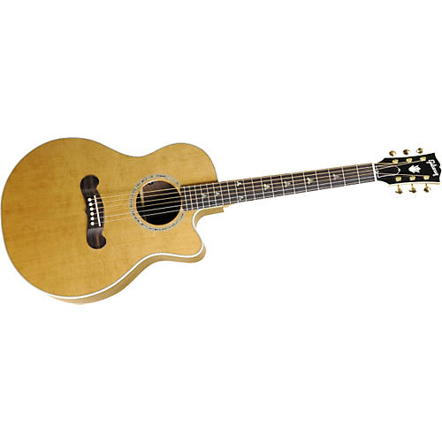 Gibson BLEM LC-2 Sonoma Acoustic Electric Guitar Antique Natural