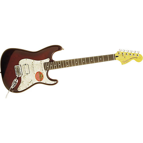 Squier BLEM Standard Fat Stratocaster Guitar