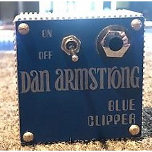 Dan Armstrong BLUE CLIPPER Effect Pedal