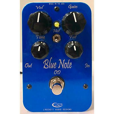 Rockett Pedals BLUE NOTE OD Effect Pedal