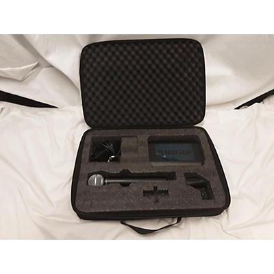 Shure BLX Handheld Wireless System
