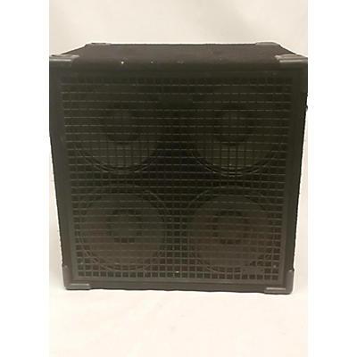 Gallien-Krueger BLX-II 4X10 Bass Cabinet
