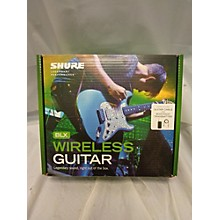 Shure BLX14 BLX Guitar Instrument Wireless System