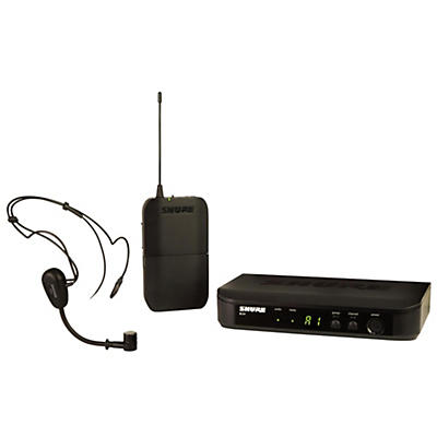 Shure BLX14/PG30 Wireless Headset System with PG30 Headset Mic