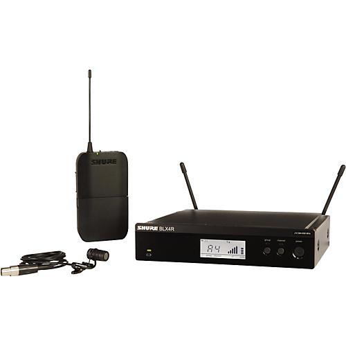 Shure BLX14R/W85 Wireless Lavalier System with WL185 Cardioid Lavalier Mic